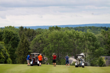 The Cayuga County Chamber of Commerce 28th Annual Chamber Cup Golf Tournament was held at Highland Park Golf Course on Friday, July 16, 2021.