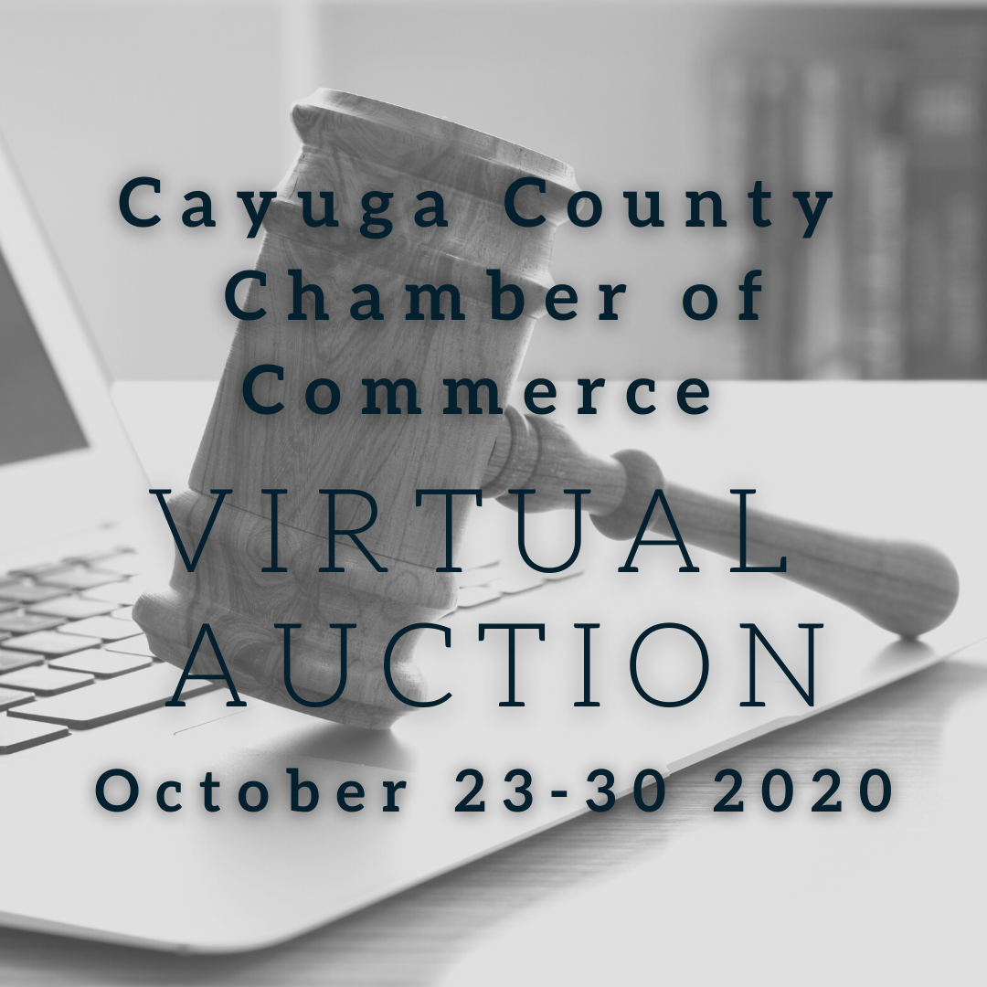 2020 Chamber Virtual Auction October 23 through October 30