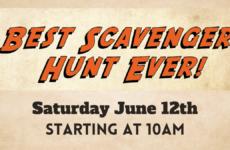 Best Scavenger Hunt Ever