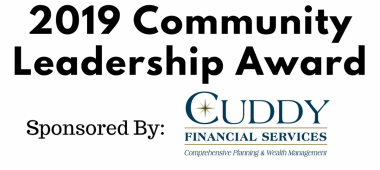 Leadership Cayuga Community Leadership Award