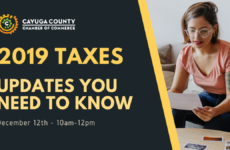 Educational Seminar 2019 Taxes for your Business