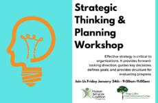 Strategic Thinking Seminar Auburn NY