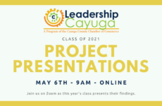 Leadership Cayuga Project Presentations 2021