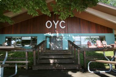 Owasco Yacht Club on Owasco Lake, Auburn, NY