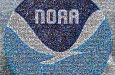 PHOTO - NOAA mosaic logo