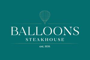Balloons Restaurant logo