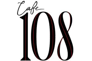 cafe 108 logo