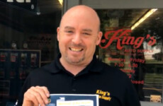 King's Auto Supply Owner Chris King is our Chamber Member of the Month for October 2021!